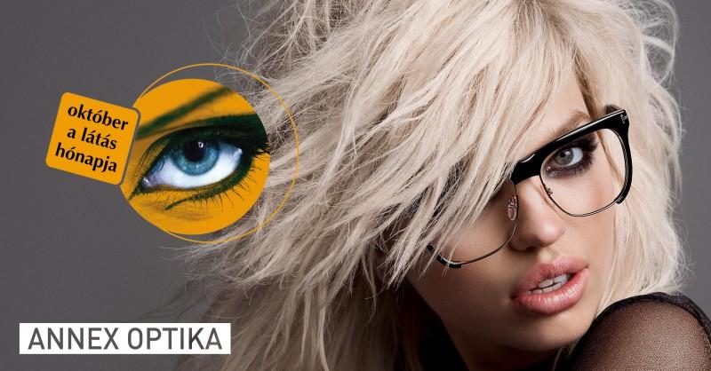 Annex Optika - Akciók - Látás hónapja az Annex Optikákban ... 9789124291